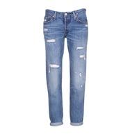 textil Dam Jeans boyfriend Levi's 501 CT Star