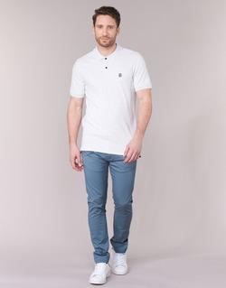 textil Herr Chinos / Carrot jeans Selected HYARD Blå