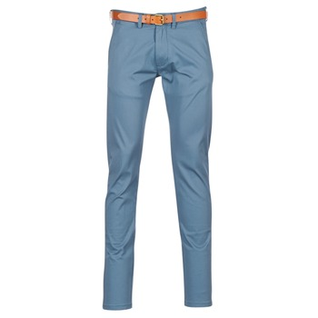 textil Herr Chinos / Carrot jeans Selected HYARD Blå