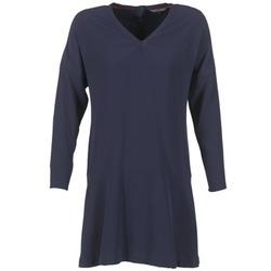 textil Dam Korta klänningar Tommy Hilfiger GRETA Marin