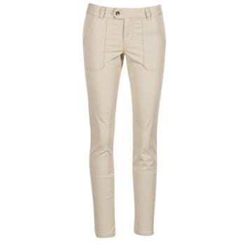 textil Dam Chinos / Carrot jeans Les P'tites Bombes CHANTU Beige