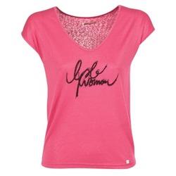 textil Dam T-shirts LPB Woman CHOUBERNE Rosa