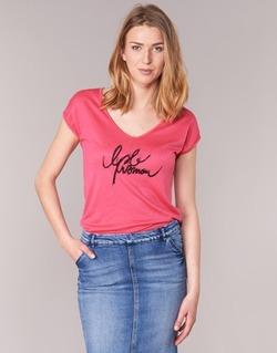 textil Dam T-shirts Les P'tites Bombes CHOUBERNE Rosa