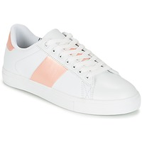 Skor Dam Sneakers Spot on REVILLIA Vit / Rosa