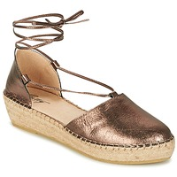 Skor Dam Sandaler Betty London GIORDA Brons