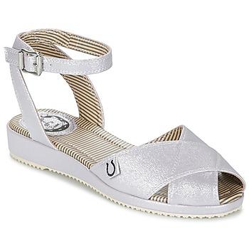 Skor Dam Sandaler Miss L'Fire HARLOW Silver