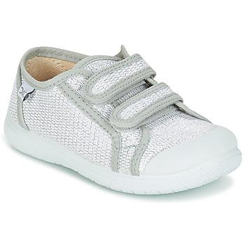 Skor Flick Sneakers Citrouille et Compagnie GLASSIA Silver