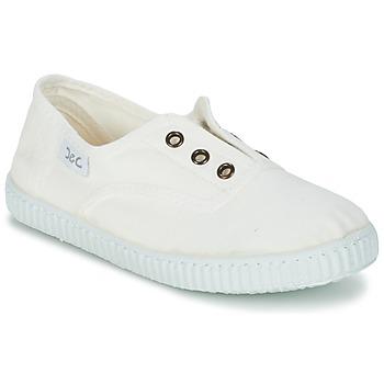 Skor Barn Sneakers Citrouille et Compagnie GAMBOUTA Vit