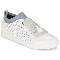 Skor Herr Sneakers Vivienne Westwood ORB ENAMELLED SNKER Vit