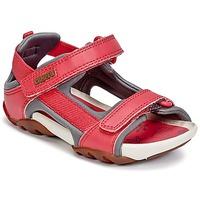 Skor Flick Sandaler Camper OUS Röd