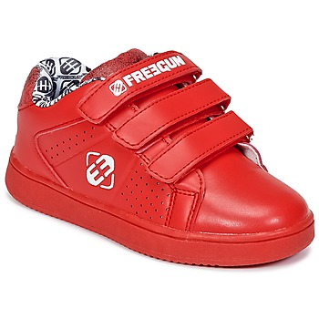 Skor Barn Sneakers Freegun FG ULSPORT Röd / Vit