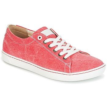 Skor Dam Sneakers Birkenstock ARRAN LADIES Röd