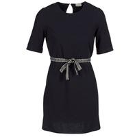 textil Dam Korta klänningar Vero Moda MILO SUKI Svart