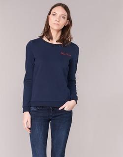 textil Dam Sweatshirts Vero Moda SWEET Marin