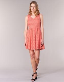 textil Dam Korta klänningar Vero Moda SASHA Rosa