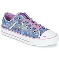 Skor Flick Sneakers Tom Tailor JIJAA Blå / Violett
