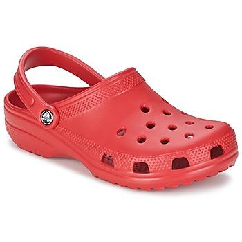 Skor Träskor Crocs CLASSIC Röd