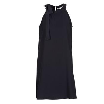 textil Dam Korta klänningar Naf Naf LOISEL Svart