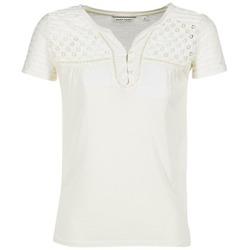 textil Dam T-shirts Naf Naf OPARI Benvit