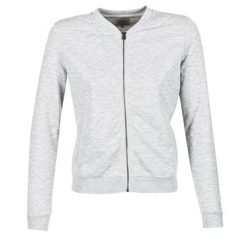 textil Dam Sweatshirts Only JOYCE BOMBER Grå
