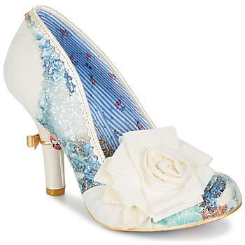 Skor Dam Pumps Irregular Choice WASHINGTON Vit