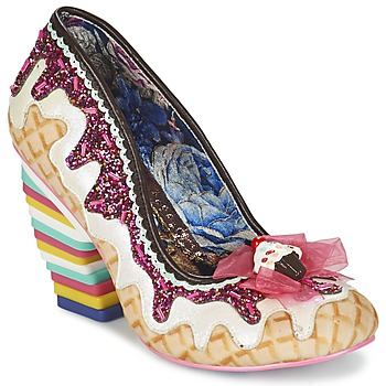 Skor Dam Pumps Irregular Choice SWEET TREATS Flerfärgad