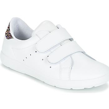 Skor Flick Sneakers Citrouille et Compagnie GRANOU Vit / Paljett
