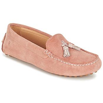 Skor Dam Loafers Casual Attitude GATO Rosa
