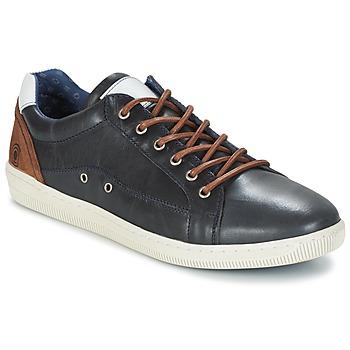 Skor Herr Sneakers Casual Attitude GIEVE Blå