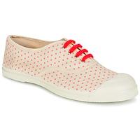 Skor Dam Sneakers Bensimon TENNIS MINIPOIS Benvit / Rosa
