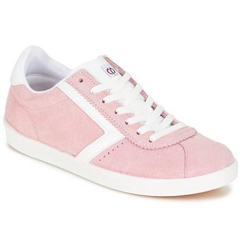 Skor Dam Sneakers Yurban GUELVINE Rosa