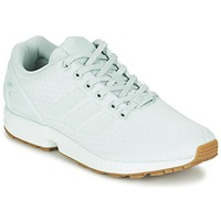 Skor Dam Sneakers adidas Originals ZX FLUX Grön