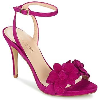 Skor Dam Sandaler Fericelli GLAM Violett