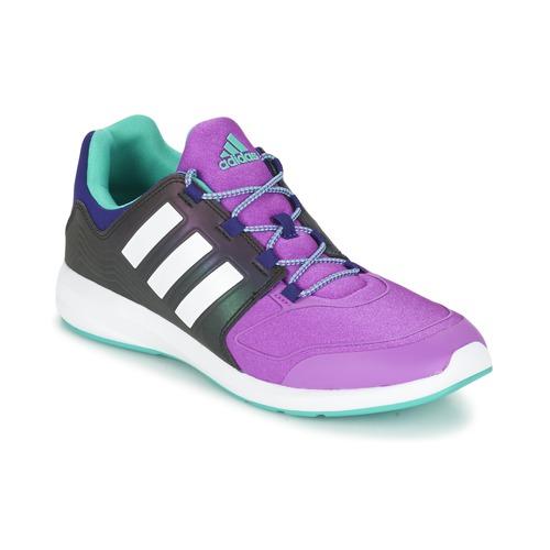 Skor Barn Sneakers adidas Performance S-FLEX K Svart / Violett