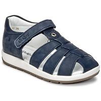 Skor Pojk Sandaler Kickers SOLAZ Marin