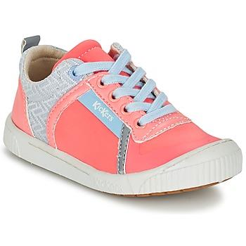 Skor Flick Sneakers Kickers ZIGUY Korall / Blå