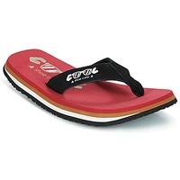 Skor Herr Flip-flops Cool shoe ORIGINAL Röd / Svart