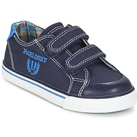Skor Pojk Sneakers Pablosky TEDOUME Blå