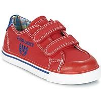 Skor Pojk Sneakers Pablosky LIVABI Röd