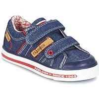 Skor Pojk Sneakers Pablosky ERIVO Blå