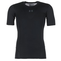 textil Herr T-shirts Under Armour HG ARMOUR 2.0 LEGGING Svart