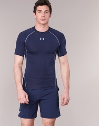 textil Herr T-shirts Under Armour Armour HG SS Marin