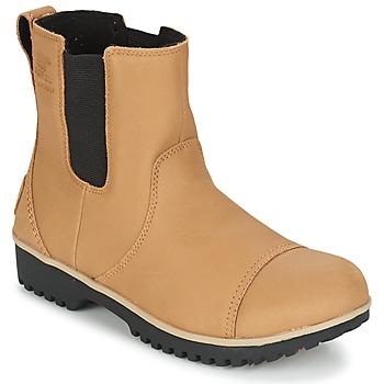 Skor Dam Boots Sorel MEADOW CHELSEA Beige