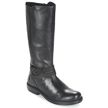Skor Dam Boots Kickers MOTCAST Svart