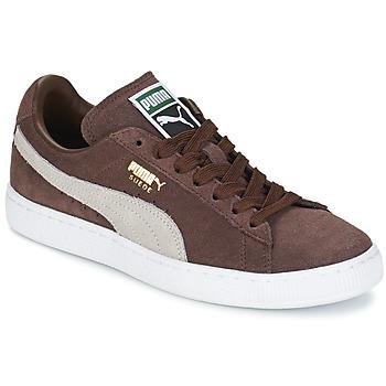 Sneakers Puma SUEDE.BROWN/SESAME