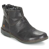 Skor Dam Boots Art BERGEN Svart