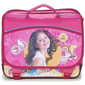 Väskor Flickor Skolväskor Disney SOY LUNA CARTABLE 38CM Rosa