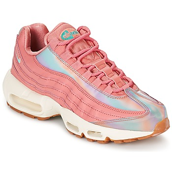 Skor Dam Sneakers Nike AIR MAX 95 SE W Rosa