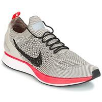 Skor Dam Sneakers Nike AIR ZOOM MARIAH FLYKNIT RACER PREMIUM W Grå / Rosa