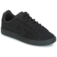 Skor Barn Sneakers Nike COURT ROYALE GRADE SCHOOL Svart